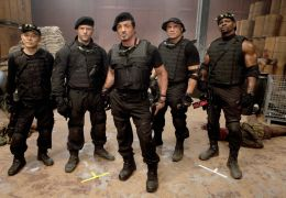 The Expendables - Yin Yang (Jet Li), Lee Christmas...rews)