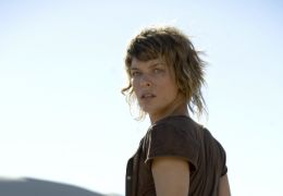 RESIDENT EVIL: EXTINCTION - Milla Jovovich als ALICE